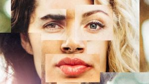 Blended Face of Men and Woman